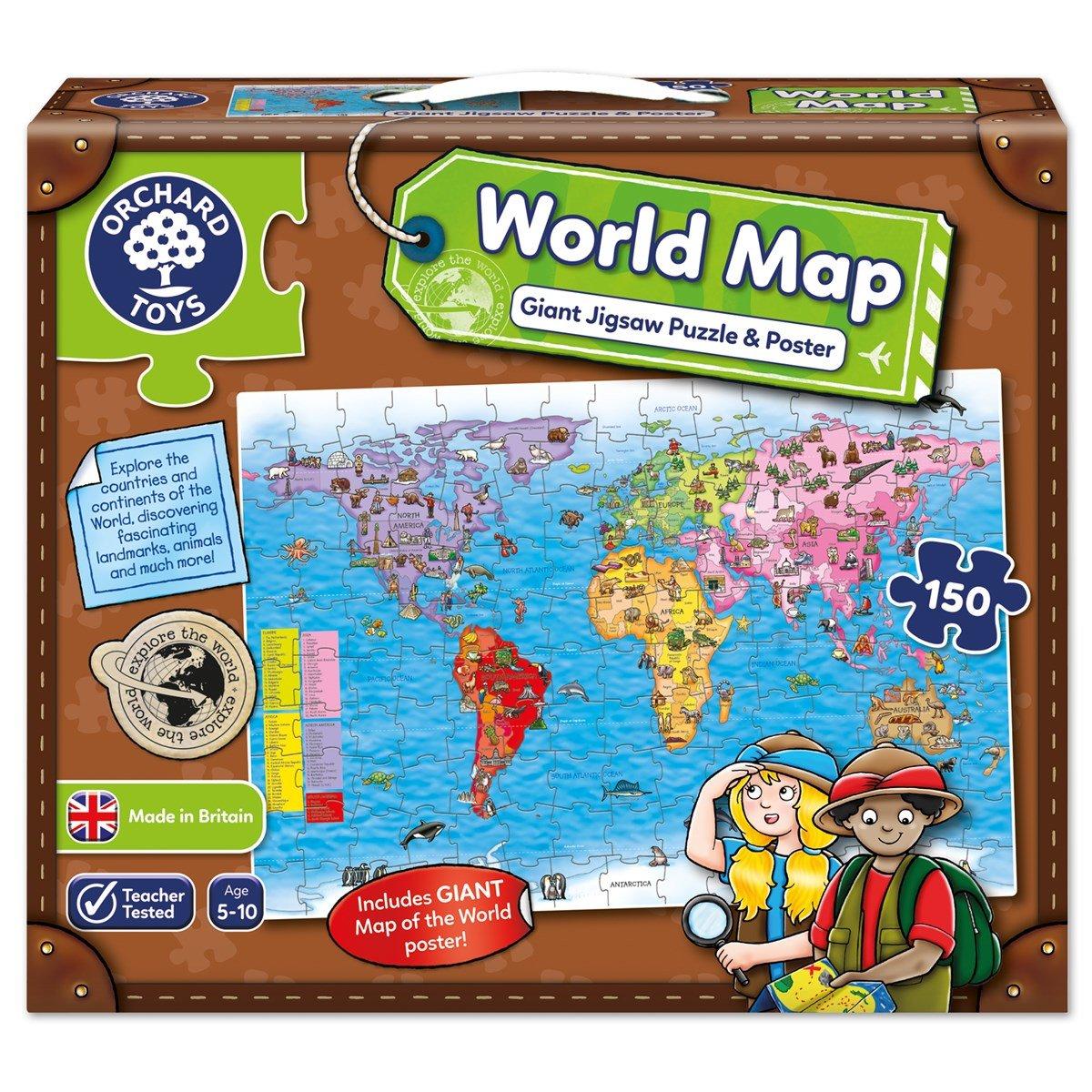 World map poster 280 gotilandia world map poster 280 gumiabroncs Images
